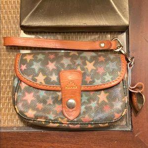 Dooney & Bourke Stars Wristlet